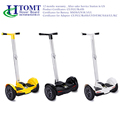 10 inch Dual Wheel Self Balancing Scooter with handlebar and remote key