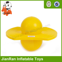 Anti-burst jumping ball , PVC exercise ball, inflatable bouncy ball
