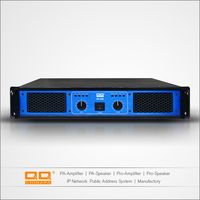OEM Manufacturers Professional Audio Power Amplifier With CE