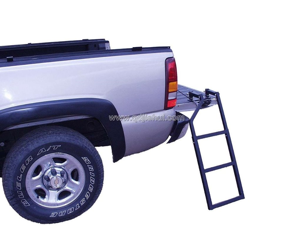 Pick Up Truck Tailgate Step and Ladder