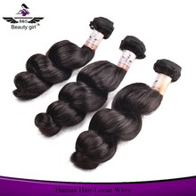 human hair weaves pictures in China overnight shipping virgin peruvian human hair