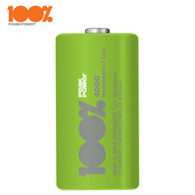 100%PeakPower Rechargeable Batteries C Size 4000mAh