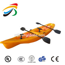 High quality cheap double Fishing Outrigger Canoe