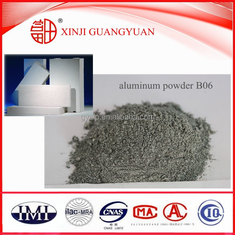 Generators Flake Aluminium Powder for Building Blocks Materials