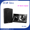 SPE Audio 15 inch Speakers Monitor/Pro Loudspeakers PS-15R2