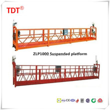 ZLP1000 Power Suspended working platform/ Cradle/Gondola