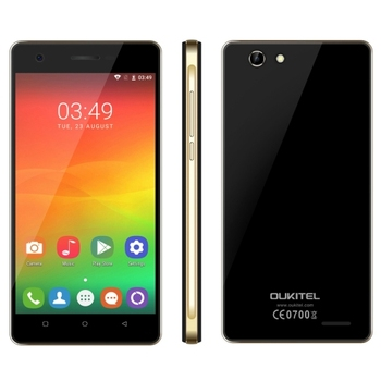 High Quality OUKITEL C4 5.0 inch Android 6.0 MTK6737 Quad Core up to 1.3GHz, 4G Smartphone