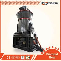 High quality large capacity vertical roller mill with CE