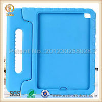 China manufacturer fashion blue case for ipad air 2 eva foam tablet cover