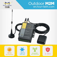 Industrial M2M 3G Wireless Gps IP Modem Rs232 for Tanker tracking