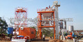 LB800 asphalt mixing plant with capacity 64t/h