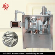 automatic industrial capacity capsule filling machines