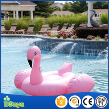 great funny flamingo float inflatable water toy