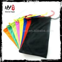 hot products to sell online microfiber drawstring bag,pouch glass,microfiber mobile phone pouch