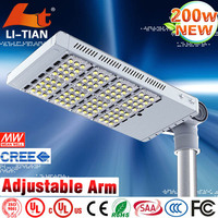 Hot Selling Die Cast Aluminum bridgelux 42 volts led street light
