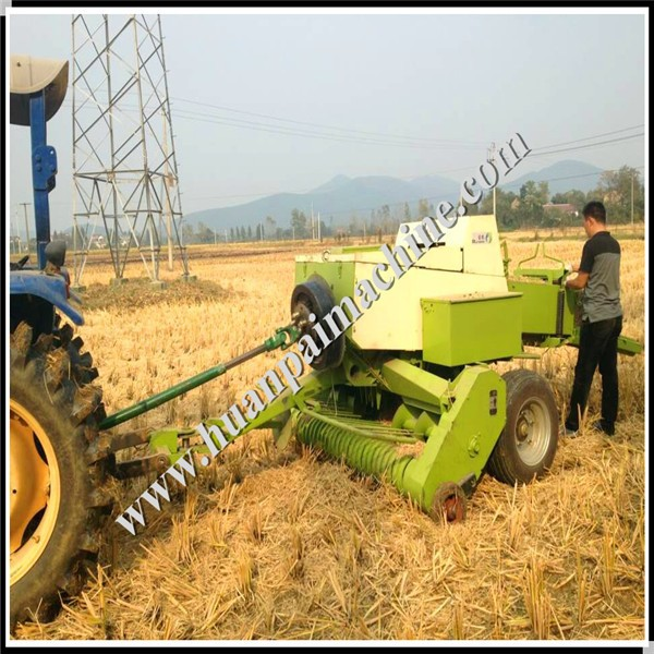 Professional manufacturer hay/straw baler machine