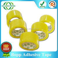 Bopp New Raw Material And Water Base Acrylic Transparent Earthing Tape