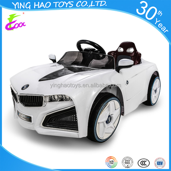 2016 newest 12V electric 2.4 G romote control i8 roadster ride on car