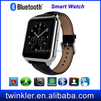 Bluetooth Smart Watch phone for IOS &android ,OEM custom logo Smart Watch SMS Compass Pedometer