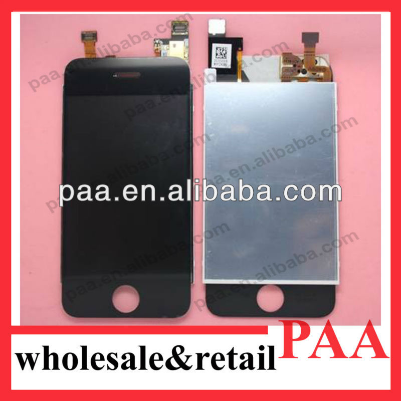 For Apple Iphone 2G LCD with touch,accept paypal