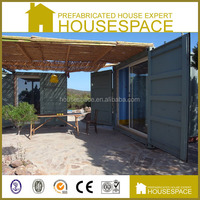 Cost Effective Recycled Prefabricated Modular Home with Equipment