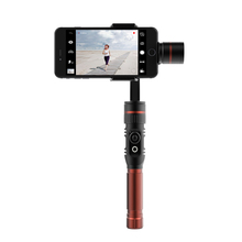 Feiyu 3 Axis Handheld Phone Gimbal Stabilizer with bluetooth APP smartphone gimbal