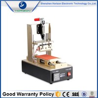 spare parts repair LCD screen refurbish machine, polarizer film remover