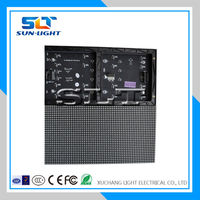 Wholesale SLT advertising display P3.75 Dot matrix bicolor Indoor LED Display Module
