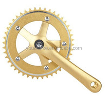 Trade assurance supplier Cheap Price Advanced single speed Fixed Gear bike Cycle Crankset Cranks