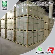 wall covering Prefabricated House Fireproof Magnesium Oxide sulfate Board