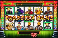 ShaoLin slot arcade game, video slot game