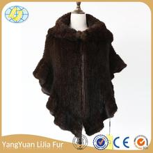 personal china supplier Factory customization sable fur coats