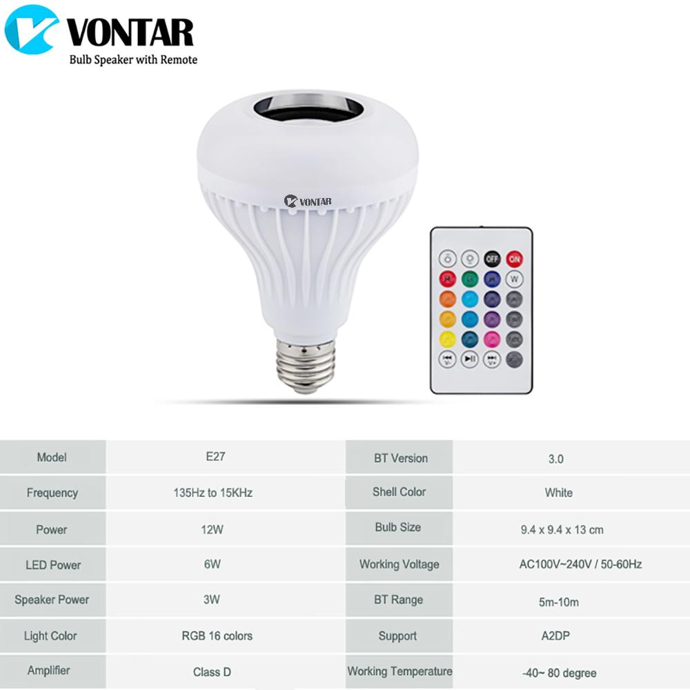 lightbulb specification
