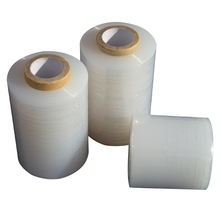 Clear Cast LLDPE Stretch silage wrap Film Stretch Foil Pallet Power Strech Wrap Film