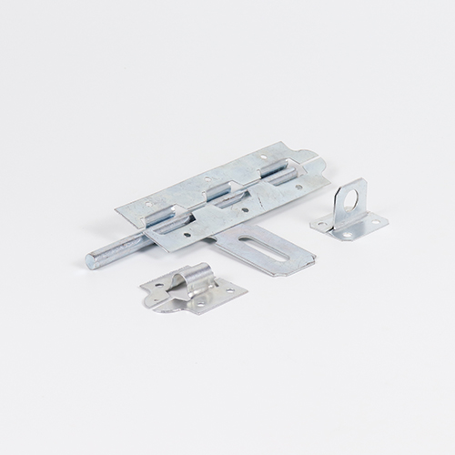 Cabinet Case Hasp & Staple Zinc Nickle Plated
