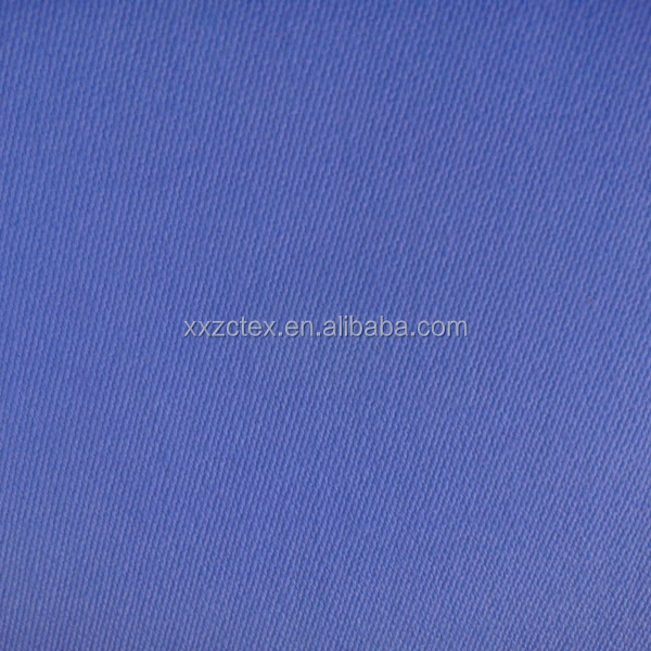 cotton/polyester anti fire cotton fabric