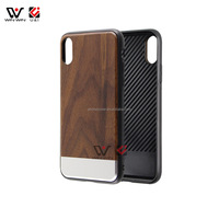 2018 best selling engraving wood mobile phone case,wooden shell for Iphone,mobile phone accessories for Iphone X