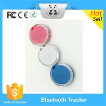 Colorful Bluetooth 4.0 wireless electronic key finder personal anti-lost alarm for child wallet car pet