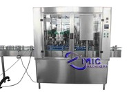 MIC-12-1 Germany standard TOP quality full automatic small scale aluminum beer can sealer 1000-2500Can/hr with CE