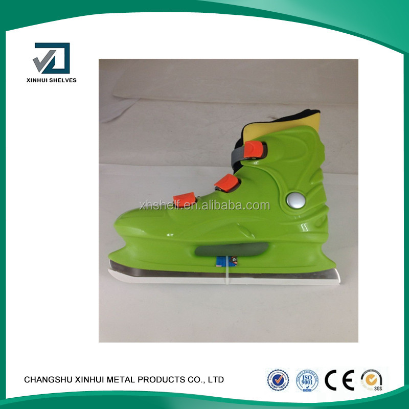 Wholesale 2017 newest high quanlity yellow ice skating shoes