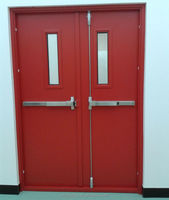 100% Real UL Listed Fire Door