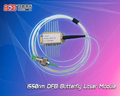 1550nm DFB Butterfly Fiber Coupled Laser Diode Laser Module