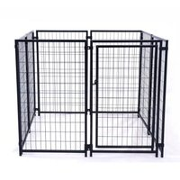 China Wholesale Metal Dog Kennels In 10ft*10ft*6ft&10ft*5ft*6ft