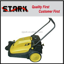 SDK70-1 manual hand held electric small road sweeping machine with rechargeable battery