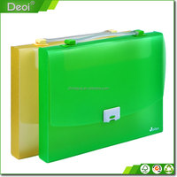 new products a4 hard plastic pp hanging file folder