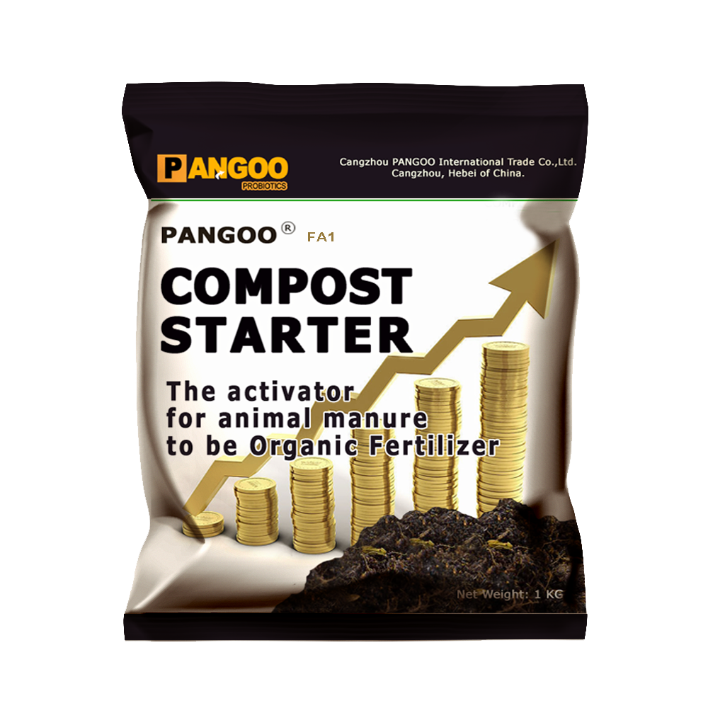 Fermentation Bacteria To Compost Animal Manure