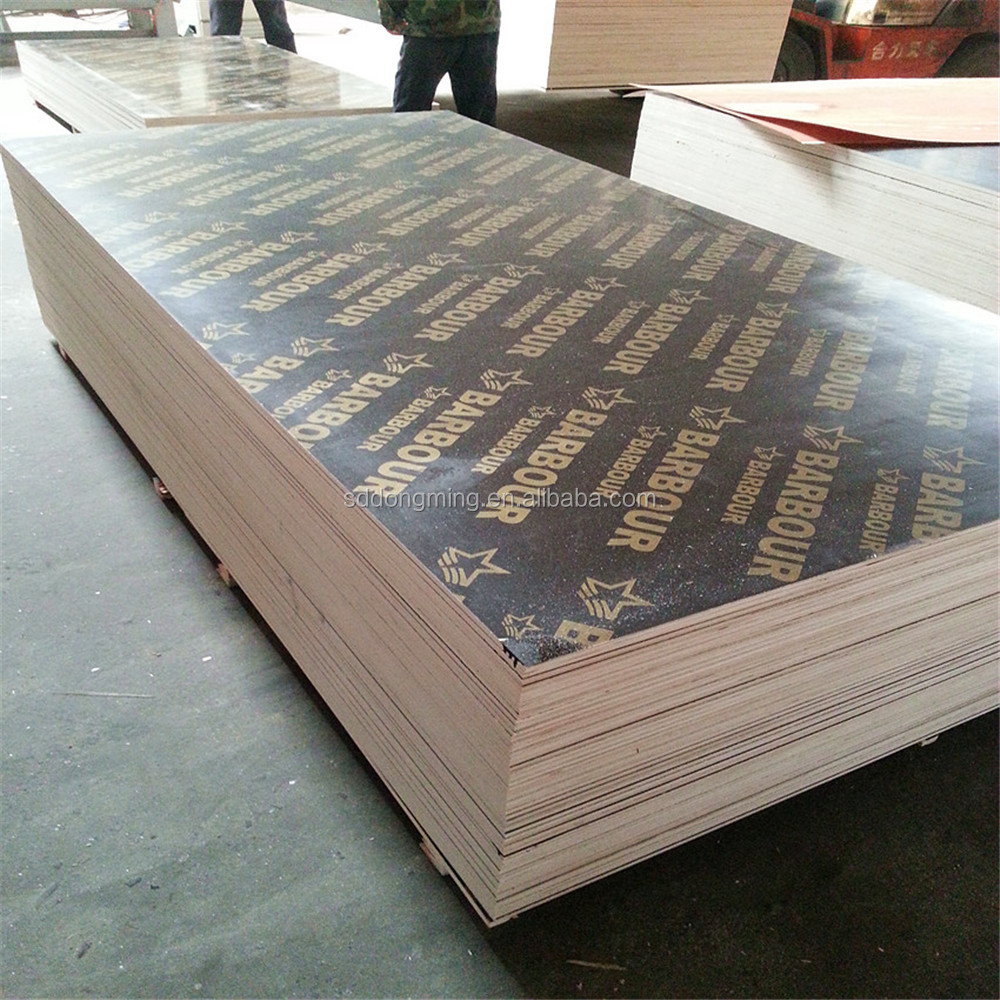 finger joint board brown film faced plywood manufacturer china