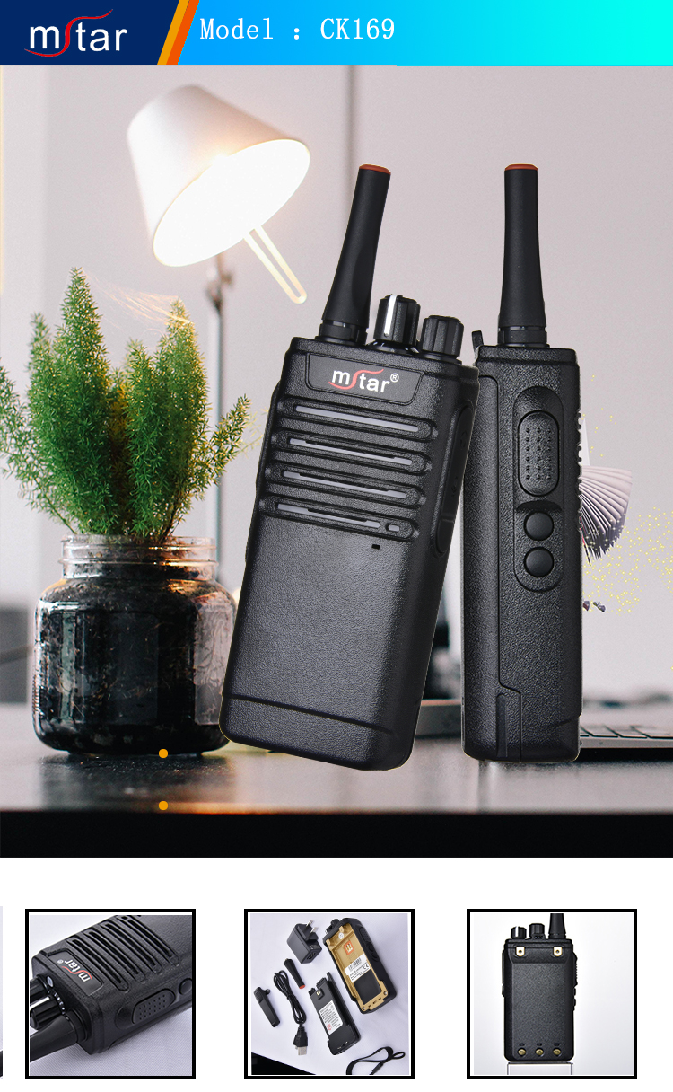 Mstar CK169 internet radio wifi  walkie talkie with sim card