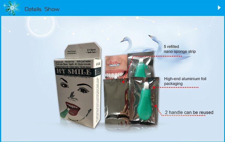 New Arrival 2021 Wholesale Tooth Kits Home Care Products Top Quality Fast Whitening Effect Teeth Cleaning Kit
