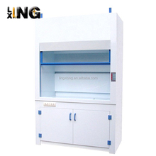 LFH001 pp steel used chemistry chemical laboratory furniture fume hood prices